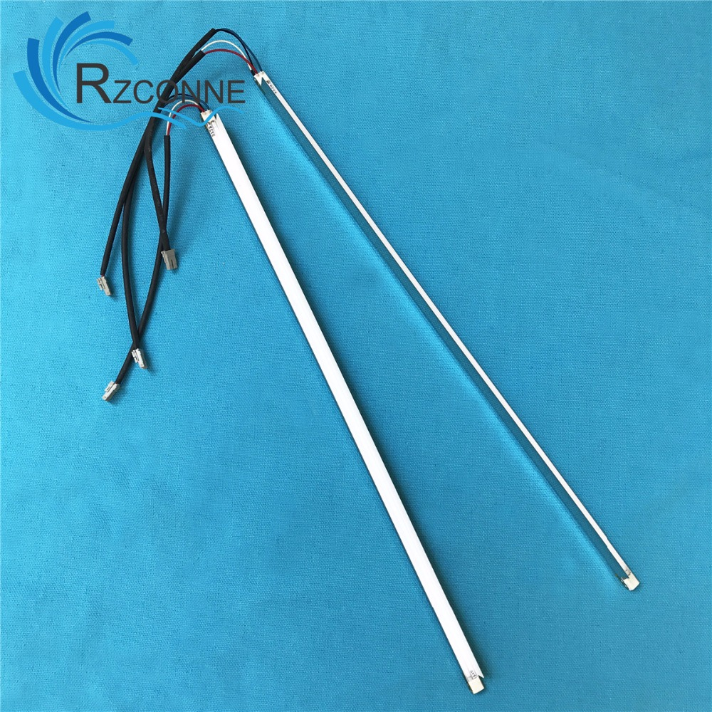 2pcs/set 355mmx7mm CCFL Backlight Lamps With Frame/holder For 17 Inch LCD Monitor 350mm Double Lamps