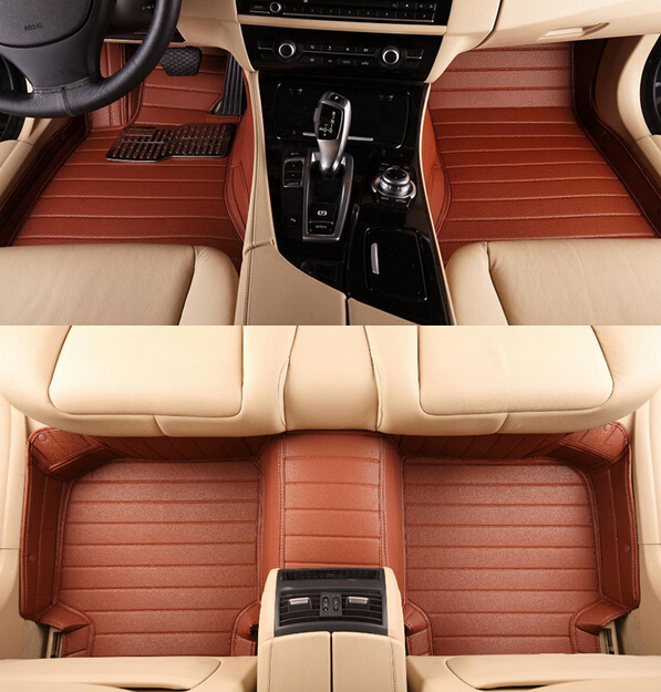 Custom Special Car Floor Mats For BMW 7 Series G12 2017 2016 Waterproof Non Slip CarpetsFree Shipping In From Automobiles Motorcycles On