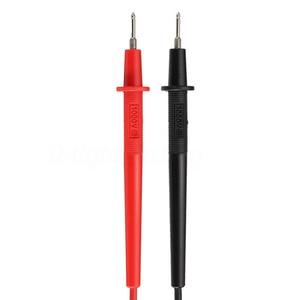 Image 5 - KT8260LDigital Analog Multimeter ACV/DCV/DCA/Electric Resistance Tester  + 2pcs Test Pen For Measurment Tools