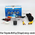 Rear View Camera For Toyota RAV4 RAV 4 RAV-4 2013~2016 (No Spare Wheel On Door ) / Wired Or Wireless HD CCD Night Vision Camera