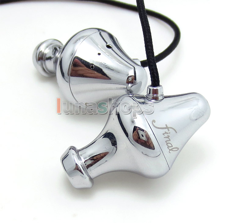 New Free Shipping TOP Final Audio Design PIANO FORTE VIII In ear Hifi Earphone Headset LN004262*