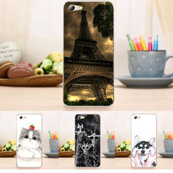 New Fashion Case For Elephone S7 4G 5.5 inch Anti Skid Hot Cover For Elephone S7 Coque Capa