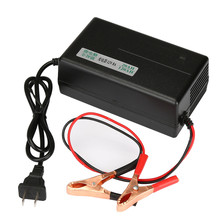 Battery Charger New 12V 8A Smart Fast Lead-acid Battery Charger for Car Motorcycles Trucks US Plug OCT31