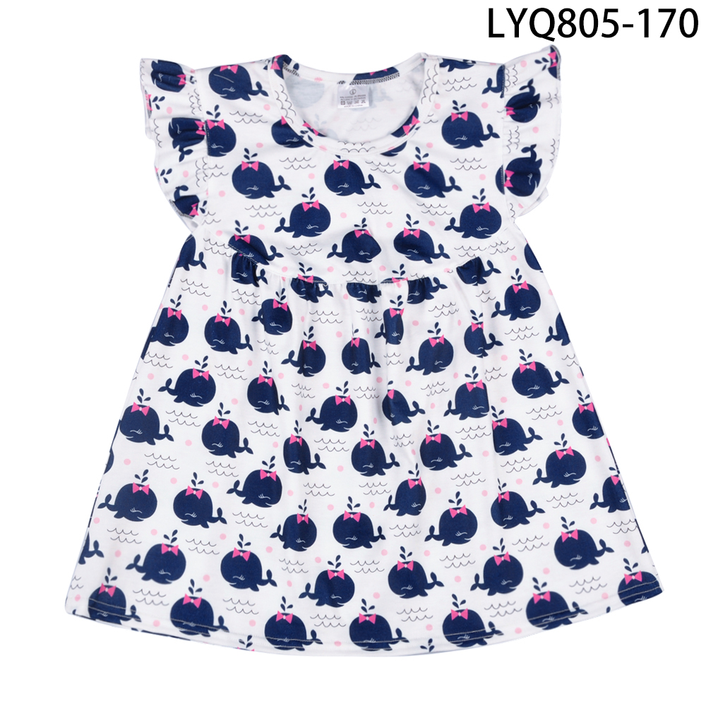 Gratis verzending van hoge kwaliteit boutique remake jurk mode - Kinderkleding - Foto 6