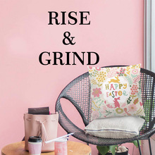 Free shipping Risk and Grind Decal Removable Vinyl Mural Poster Decor Living Room Bedroom Custom