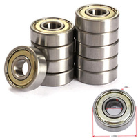 10pcs ball bearing 608zz bearing deep groove ball bearing 8mm 22mm 7mm useful.jpg 200x200