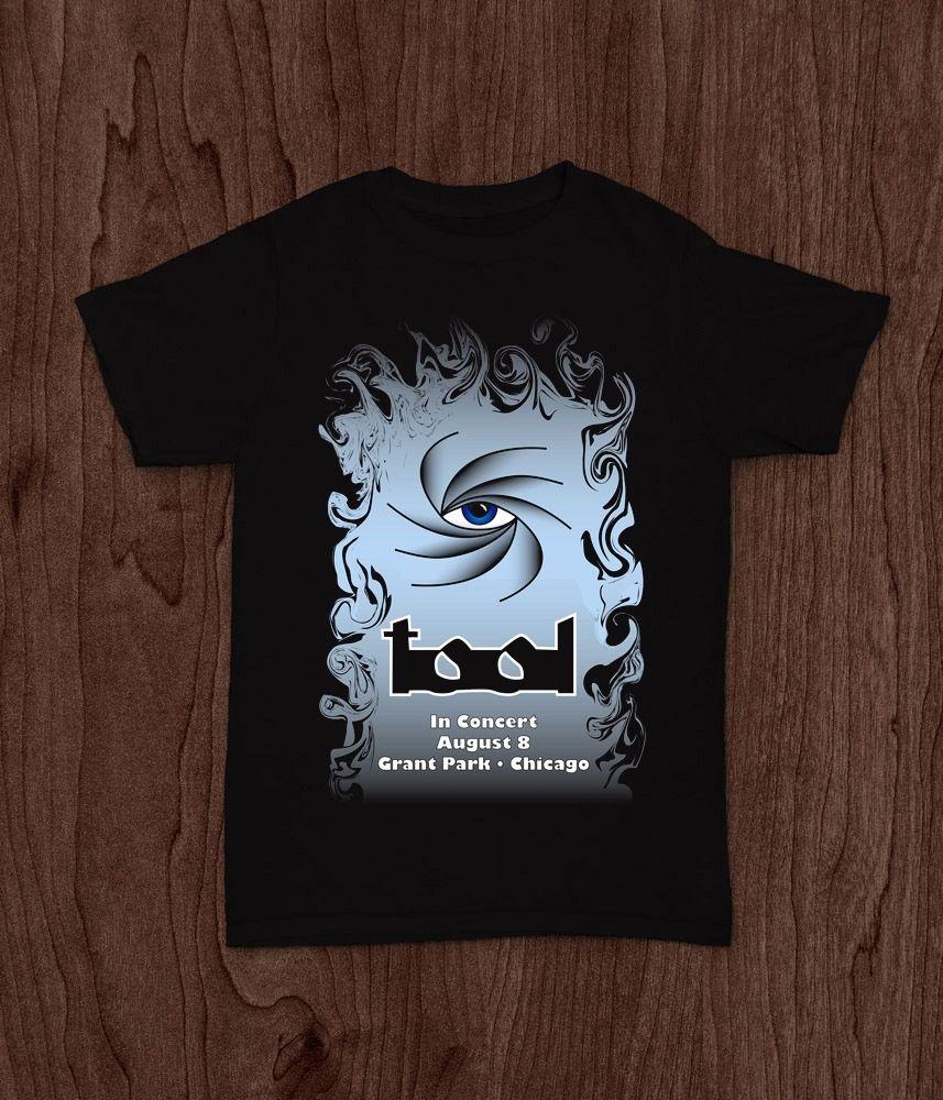 T Shirt Design Basic Top Comfort Soft O Neck Tool In Concert