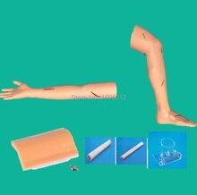 Kit de Treinamento de Habilidades de Cirurgia completa, modelo combinação abrangente de treinamento de habilidades cirúrgicas