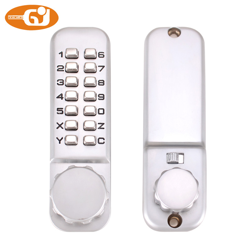 Kfc Zinc Alloy Keypad Mechanical Door Lock Model Safe Lock