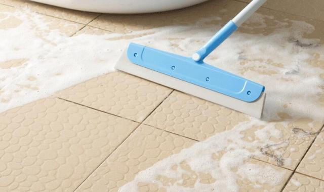 New Material Home Clean Broom Bathroom Floor Windscreen Wiper In - Best way to clean bathroom floor