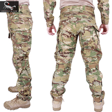 Airsoft Tactical Pants with Knee Pads