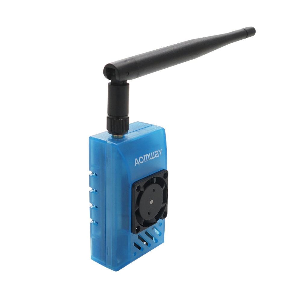 FPV антенна Aomway 5,8G 1000 мВт аудио/видео AV 1 Вт передатчик и 5,8G приемник с антенной для rc quadcopter|Детали и аксессуары|   | АлиЭкспресс