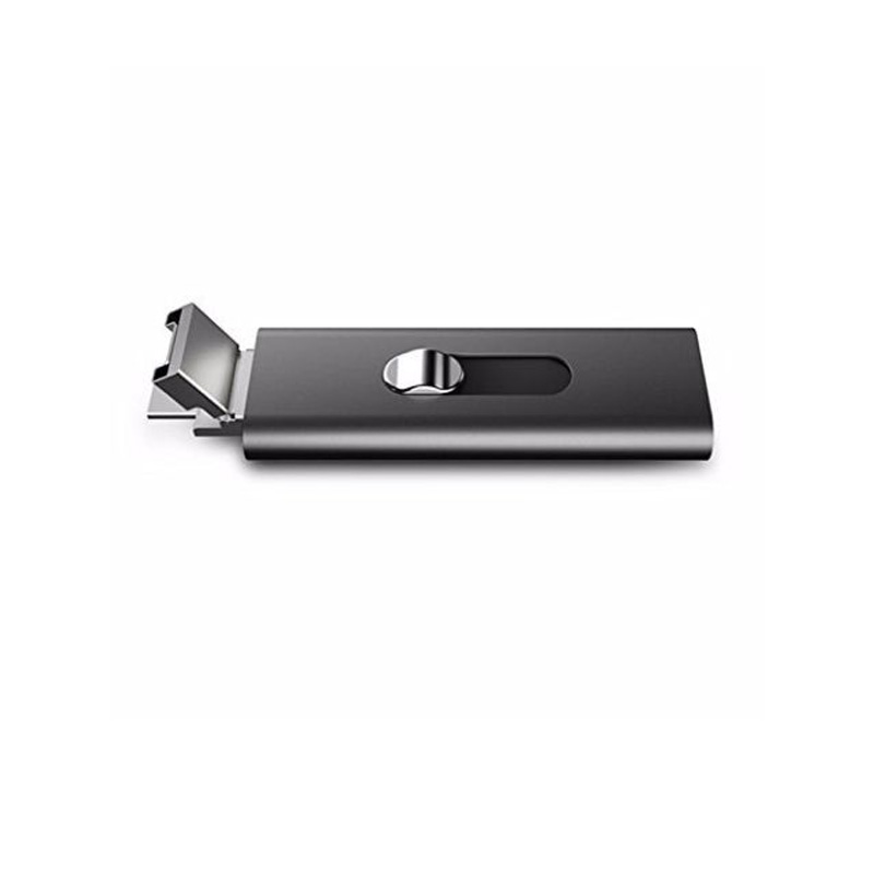 2 in 1 Flash Drive 8GB Micro Digital Voice Recorder Audio Recording Device With Metal House Just For Android Smart Phone image