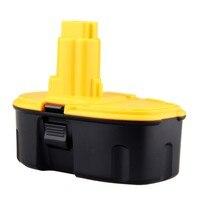 GTF 18V 4.0Ah Ni CD Powerful Tool Rechargeable Battery for Dewalt DC9096 DE9039 DE9095 DW9098 DE9503 DW9096 Replacement Battery