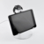 Criativo 2 em 1 Suporte De Carga para iWatch e iPad, ângulo de rotação ajustável de Alumínio Desktop Titular para o Telefone Móvel & Tablet PC
