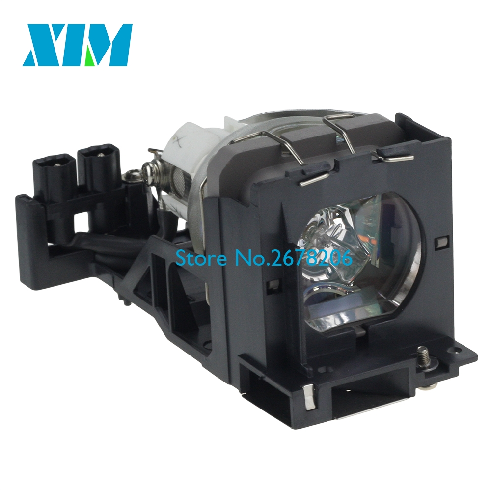 Replacement Projector Lamp with housing TLPLV2 TLP LV2 for TOSHIBA TLP T60 TLP T60M TLP T61M