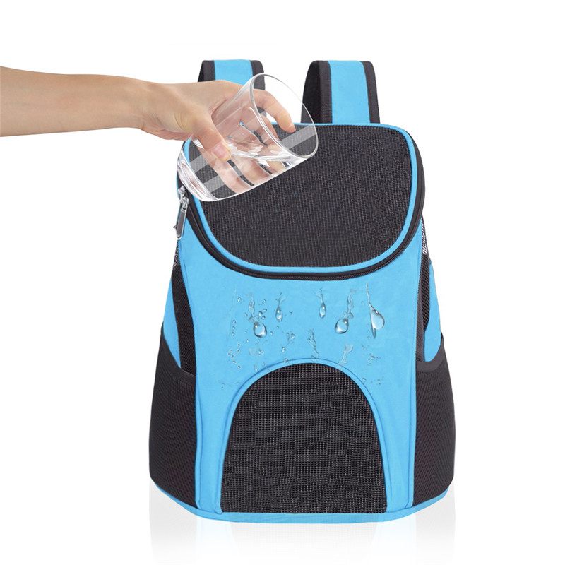 Zipper Dog Backpack Carrier 11