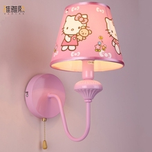 ФОТО creative  girl  lighting children  lamps and iron  lighting  children lamp girl chandelier lighting