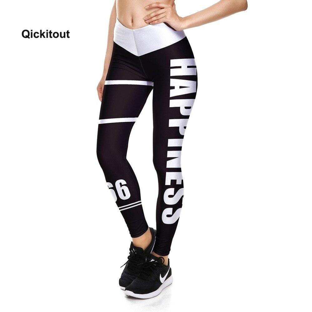 205c3435145d Women Summer Pants Skinny Fitness Leggings Workout Casual Print Happiness  Pants legins legging fitness trousers women