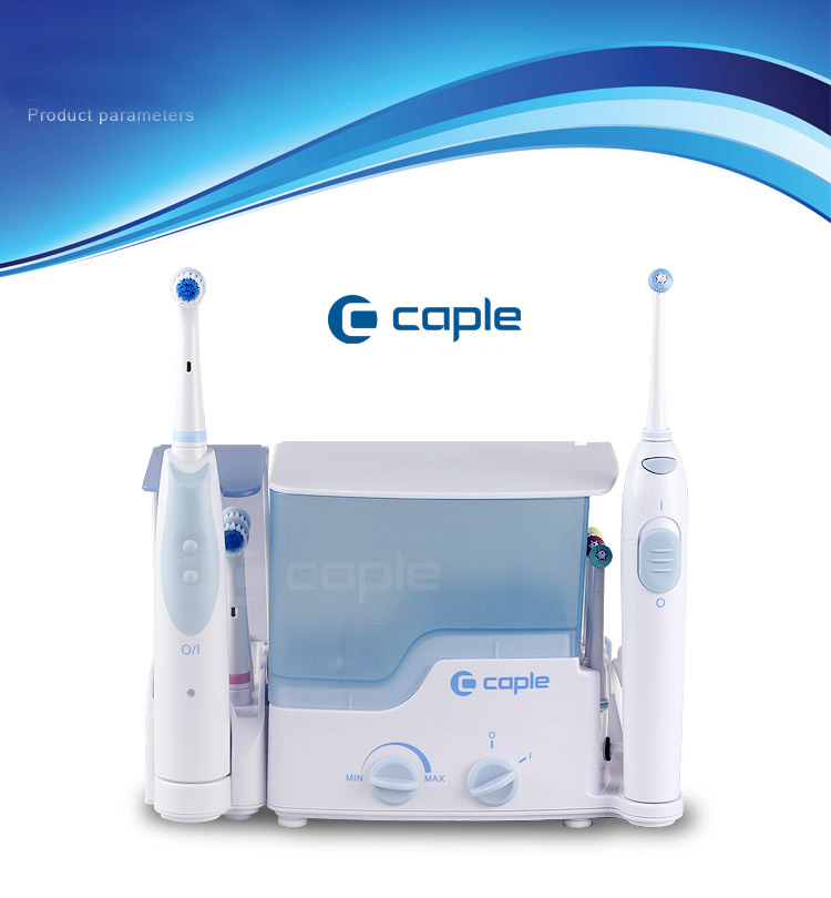 Caple Family Type Tooth Care Dental Flosser With Ultra Electric Toothbrush
