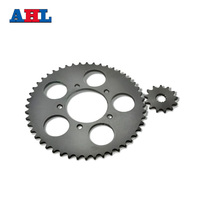 Racing Motorcycle Parts Front & Rear Sprocket KIT for SUZUKI GSF250 GSF400 Bandit 250 400 74A 75A 48 13 Tooth Gear Fit 520 Chain