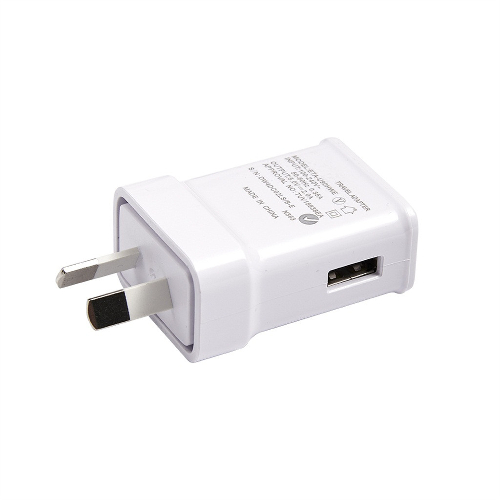 Portable QC3.0 USB Port Charger Fast Charge Light LED UK Plug Wall Adapter Mobile Universal Charging Phone for Samsung Apple