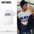Europeo moda Heybig Monopatín T-shirt 2016 Nueva Llegada Ropa de los hombres de Verano Tops Chino Personalización TAMAÑO para 50 unids anterior