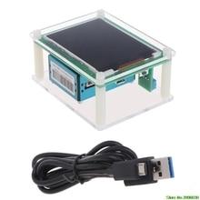 """2,"""" Автомобильный PM2.5 детектор тестер метр монитор качества воздуха домашний газоанализатор термометр"""