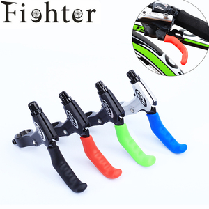 Universal MTB bike Brake Lever grip case silicone cover lever protector for SHIMANO SRAM Giant Merida Bicycle Parts(China)