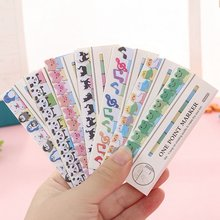 Mini Kawaii Memo Pads Cartoon Animal Cat Panda Music Note DIY N Times Stickers Office School Supply Stationery Gift(China)