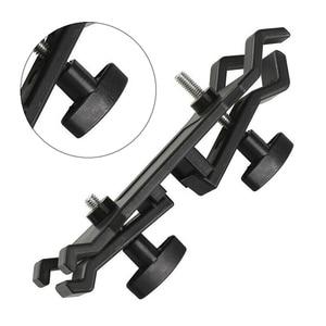 Image 1 - Camera Umbrella Lighting Clip Holder Tripod Bracket Stand Photography Accessory