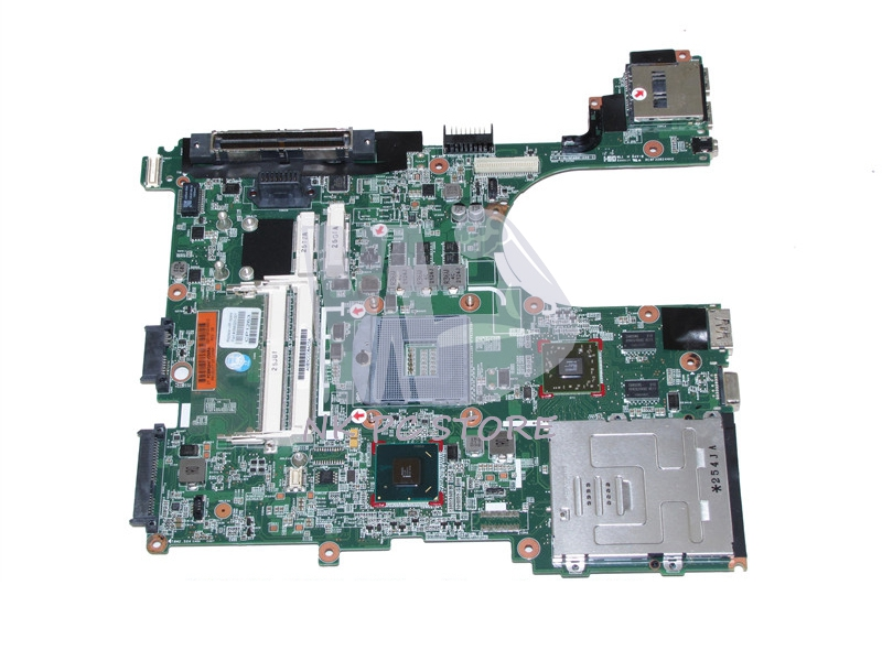 684323-001 Main Board For HP Elitebook 8560P Laptop Motherboard QM67 DDR3 ATI HD7400M Video Card