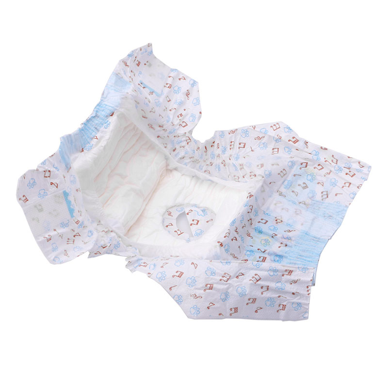 1pack/10pcs Disposable Physiological Shorts For Pet Dog Sanitary Cotton Nappy Shorts Diapers cheap online clothing DropShip