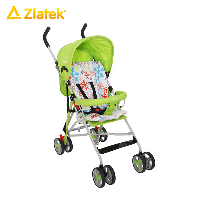 Lightweight Stroller Zlatek Funny baby stroller Kidstravel quinny buzz xtra 2 in 1 baby stroller high landscape folding three wheeled shock absorber baby stroller bidirectional push carts