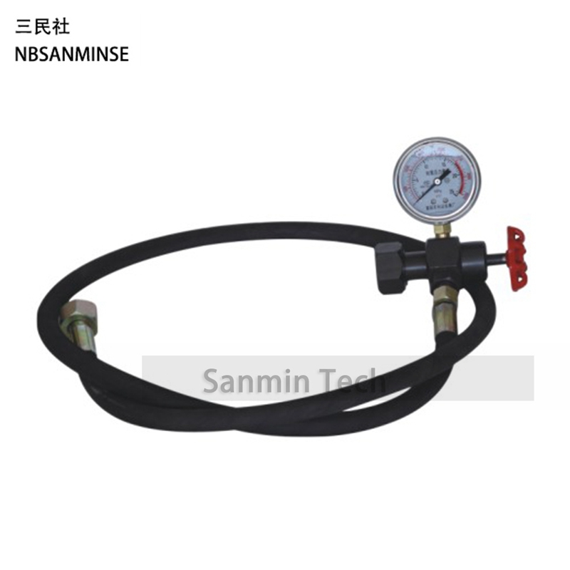 Hydraulic Accumulator Pneumatic Parts Valve GCQJ 16 / 25 / 40 , 10 20 31.5MPa Nitrogen Charging Tool Hydraulic Components Sanmin rice cooker parts steam pressure release valve