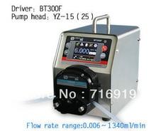 BT300F YZ25 Precise Dispensing Dispenser Intelligent Dosing Pump Peristaltic Liquid Industry Laboratory 0.1667 to 990 ml/min