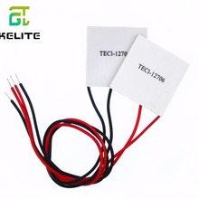 TEC Semiconductor Thermoelectric New Peltier Cooler 5pcs/Lot Refrigeration of TEC1-12706