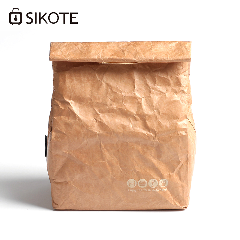 SIKOTE High Quality Thermal font b Lunch b font font b Bags b font For Women