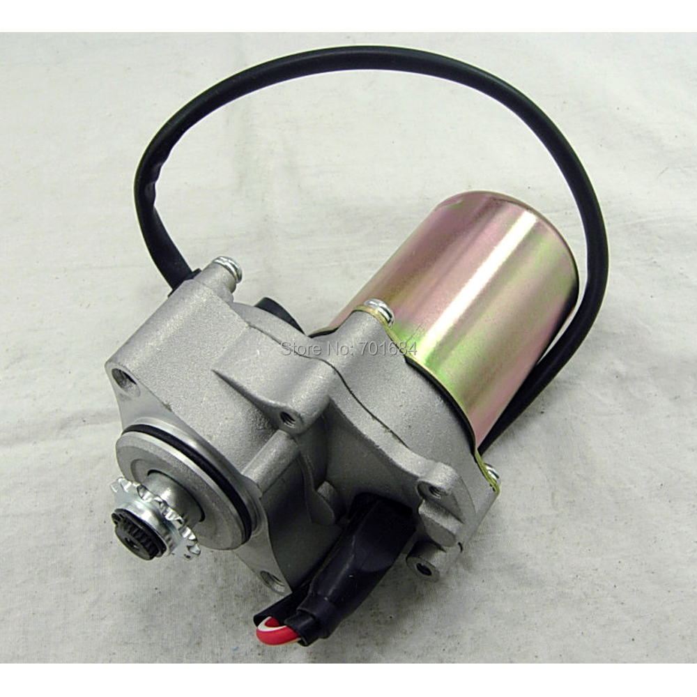 For Motorcycle Scooters Horizontal Starter-bottom Mounted For 50cc-125cc Engine [PX66]