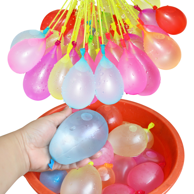 111pcs/pack Magic Bombs Balloon Bunch Balloons Outdoor Party Filling Water Balloons Kids Summer Water Game Toys for Children ...