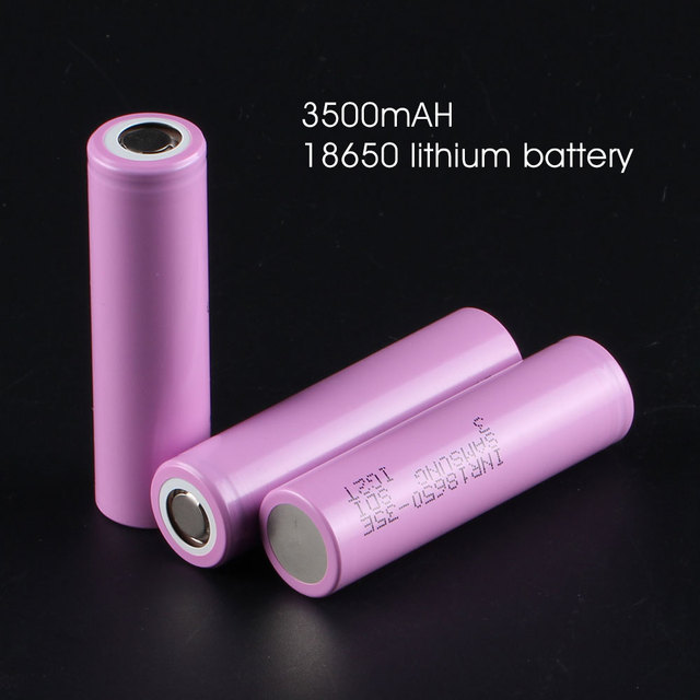 [Convoy Batterij] 3500 Mah 18650 Lithium Batterij Voor Samsung