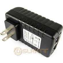 DSLRKIT Gigabit 24 V PoE מזרק מתאם Ubiquiti UAP AC LR לייט POE 24 12W G 24W G 7W G