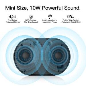 Image 3 - GGMM przenośny głośnik Bluetooth zewnętrzny bezprzewodowy inteligentny głośnik 10W muzyka Stereo głośnik wsparcie głosowe Alexa 2200mAh 14H Mini