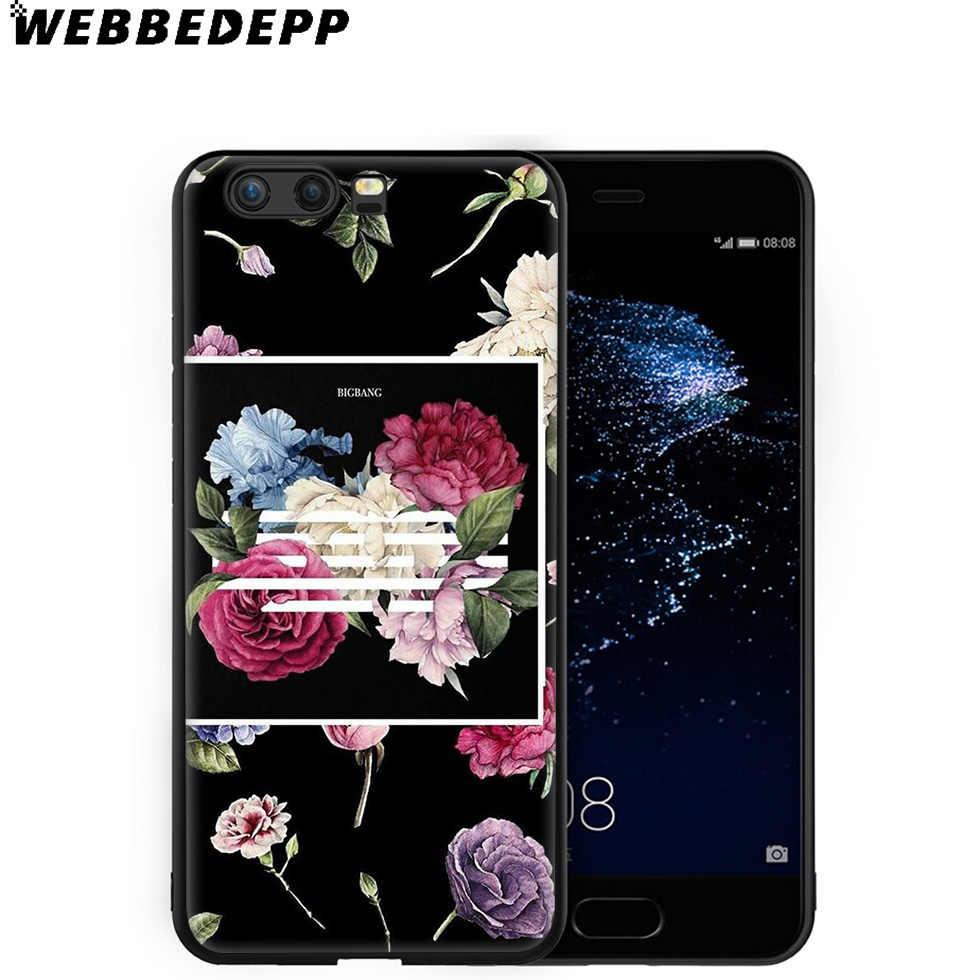 WEBBEDEPP Bigbang G Dragon Soft สำหรับ Huawei P8 P9 P10 P20 P30 Lite Pro P สมาร์ท Z Plus 2019 y6 Prime 2018 2017 Lite Mini