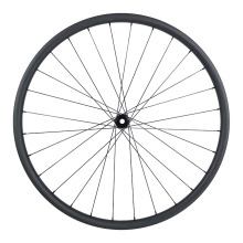 580g ULTRA LIGHT carbon BOOST front wheel 110mm straight pull 29er MTB XC 28mm clincher tubeless 22mm deep 110X15 mountain bike