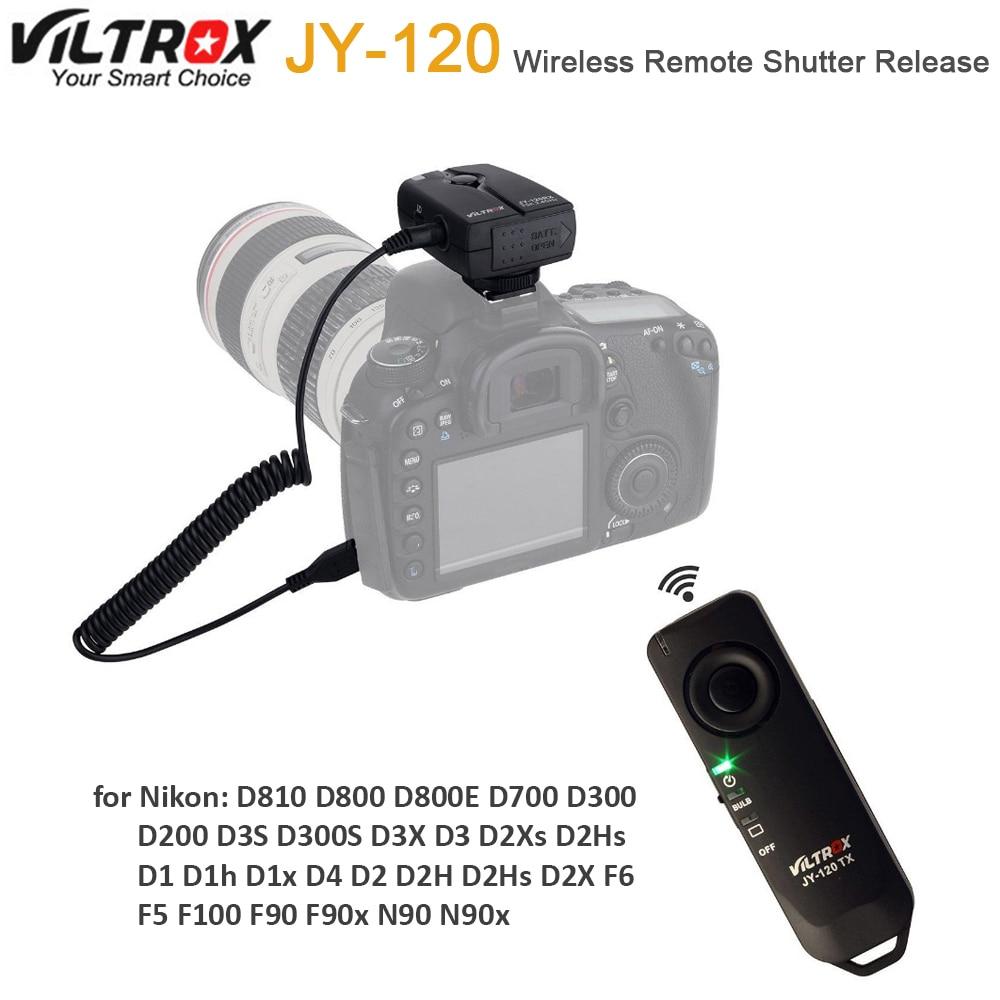 D4 D800 D810A D810 D300 D3s Gadget Place MC-30 Remote Shutter for Nikon D5 D2 D3x D2H D2X D700 D3 D500 D300s D4s D800E D2Hs