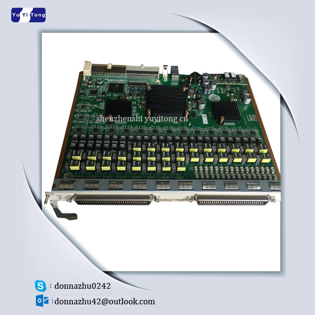 Industrious 32-channel Vcle Vdsl2 Board Para Hua Wei Hua Wei Ma5818 Cellphones & Telecommunications