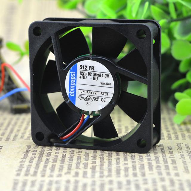 Entrega gratuita. 512 f 12 v, 85 ma 1.0 W 5 cm5015 ventiladores de refrigeración