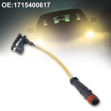 АБС-пластик+ педаль тормоза из керамики и меди сенсорный датчик кабель спереди и сзади 1715400617 для Mercedes-Benz W221 тормозной Сенсор кабель