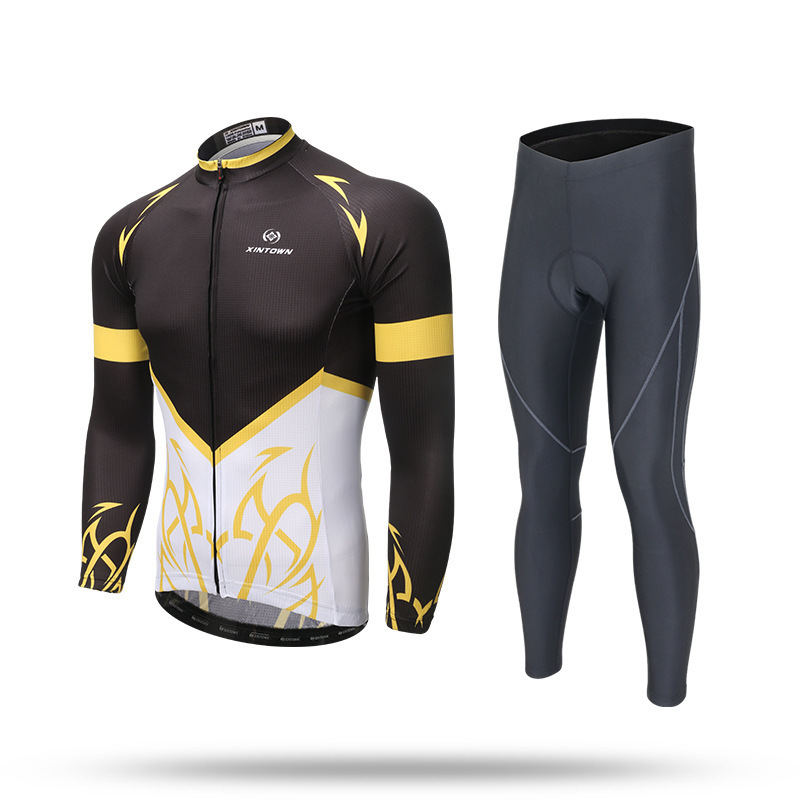 XINTOWN Men Women New Spring Long Sleeve Jerseys Cycling Clothing Pro Bike Clothes Wear MTB Bicycle Jersey Set Cycling JerseyXINTOWN Men Women New Spring Long Sleeve Jerseys Cycling Clothing Pro Bike Clothes Wear MTB Bicycle Jersey Set Cycling Jersey